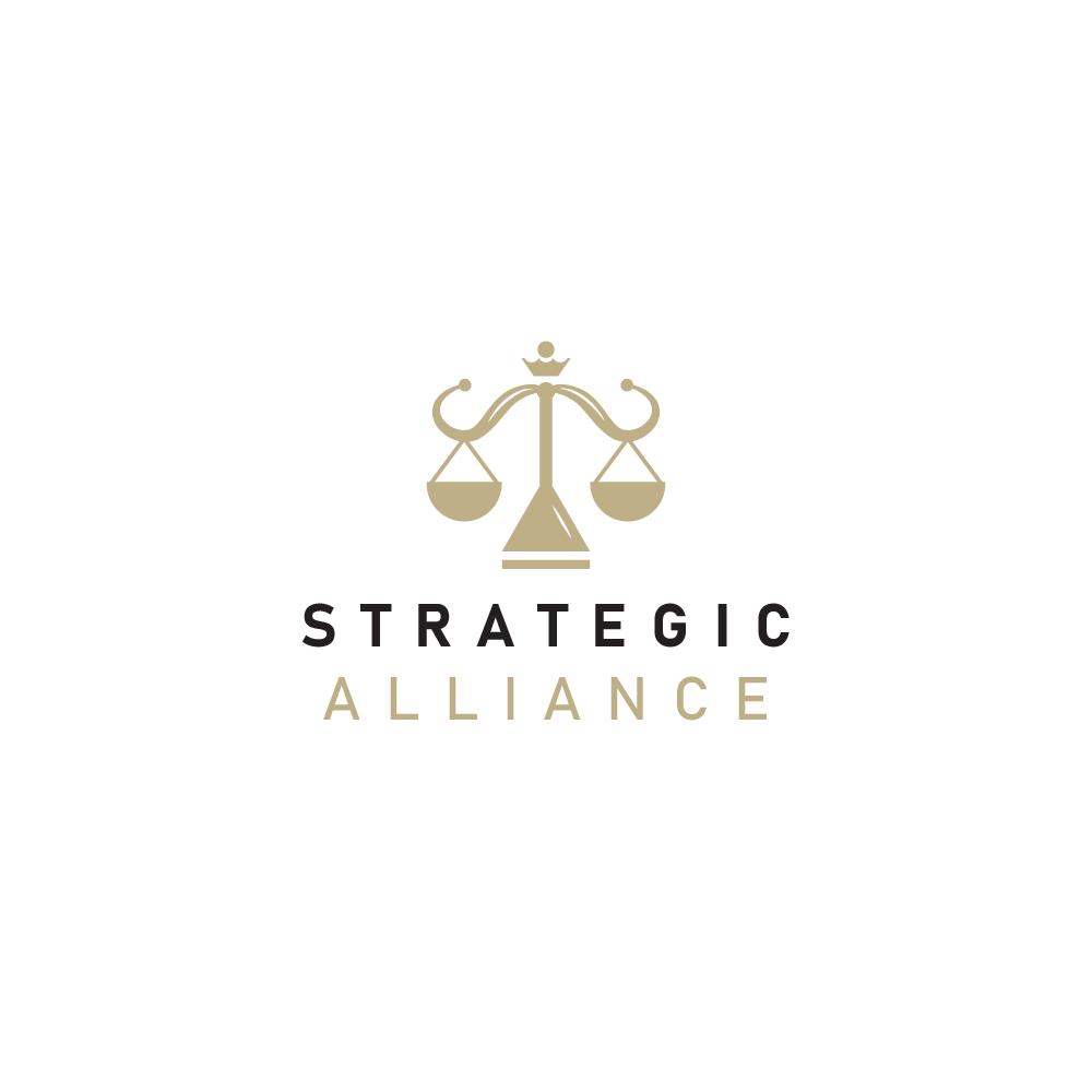Strategic Alliance Logo for Lawyer