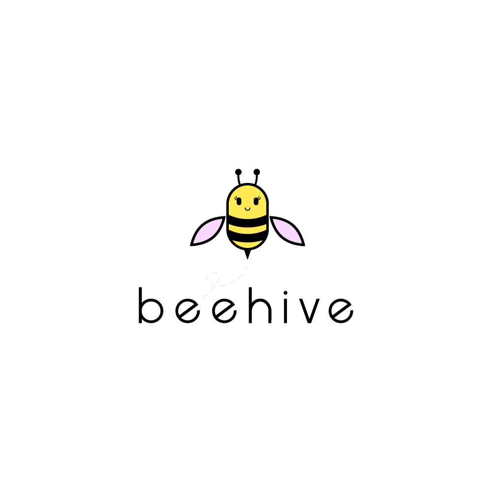 Beehive Logo - Womens Boutique - Boutique Branding