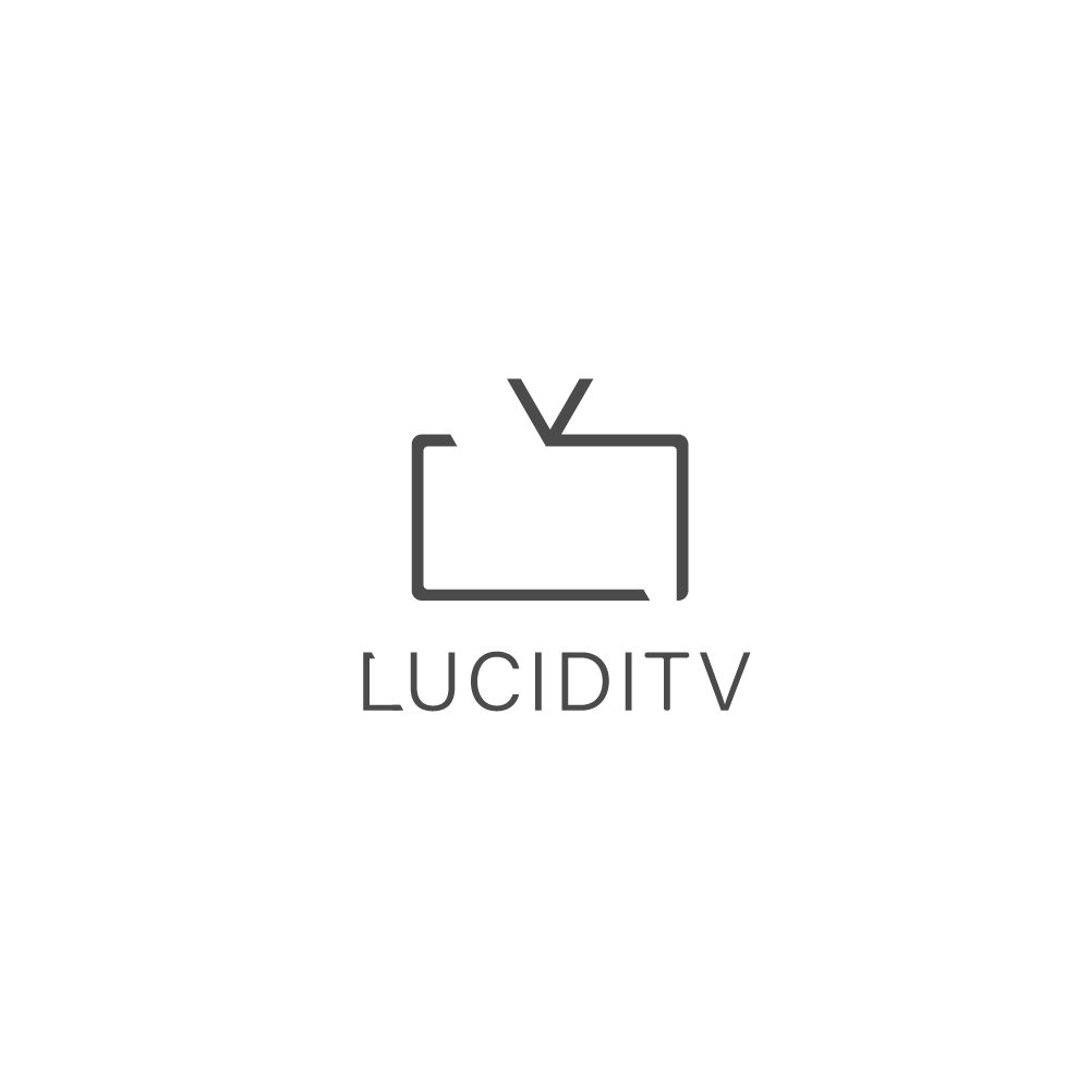 LucidiTV Logo - Entertainment Company - Streaming Services