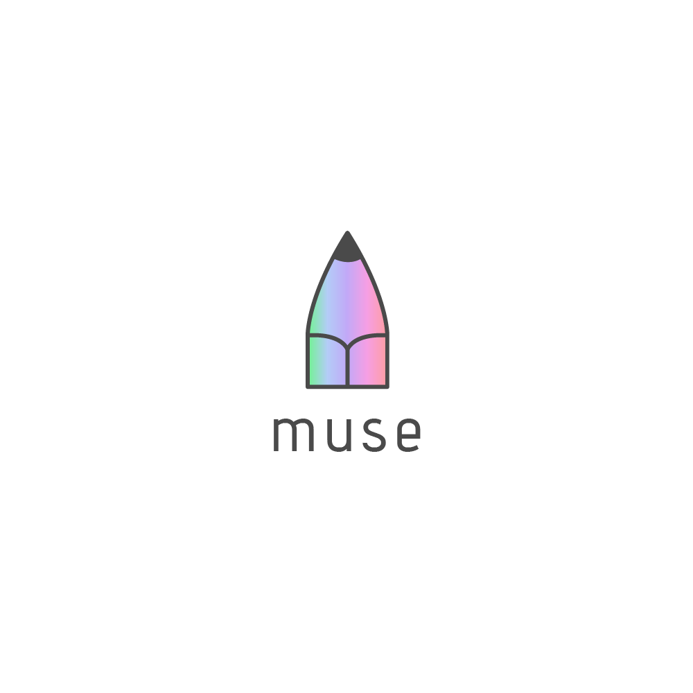 Creative logo and best logo design for muse labs